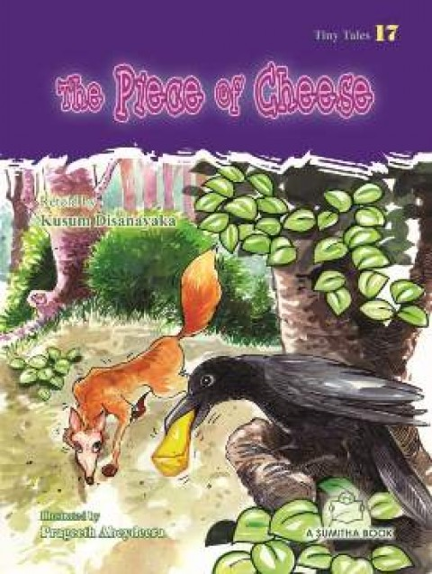 TINY TALES 17 - THE PIECE OF CHEESE