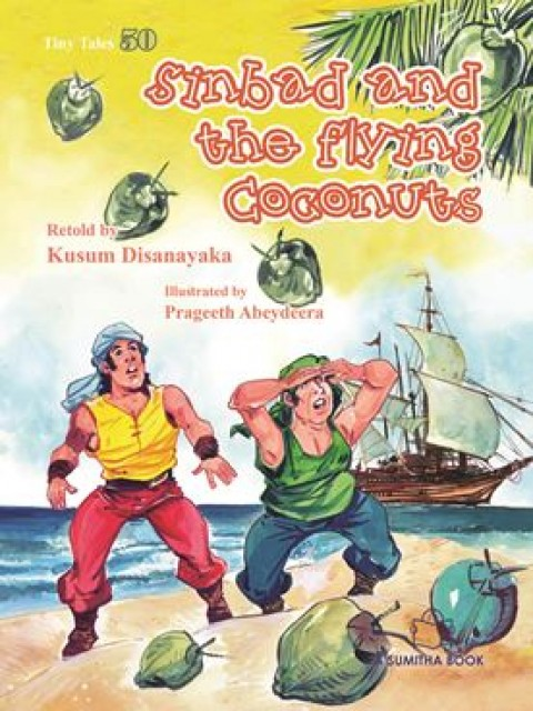 TINY TALES 50 - SINBAD AND THE FLYING COCONUTS