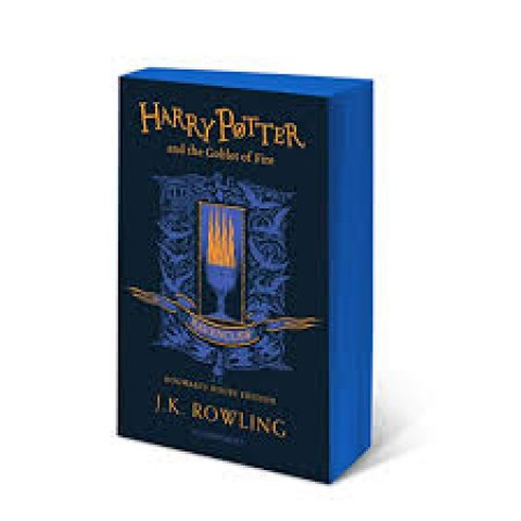 HARRY POTER AND THE GOBLET OF FIRE - HOGWARTS HOUS