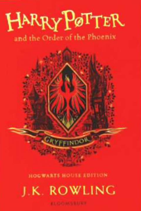 HARRY POTTER AND THE GOBLET OF FIRE - GRYFFINDOR