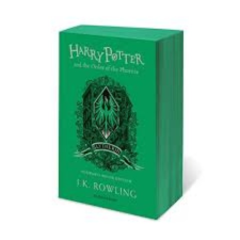 HARRY POTTER AND THE GOBLET OF FIRE - SLYTHERIN
