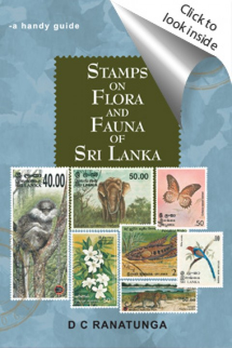 STAMPS ON FLORA AND FAUNA OF SRI LANKA